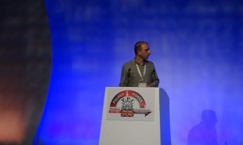 David Yanuka presentation . Pulsed Power 2017 Conference