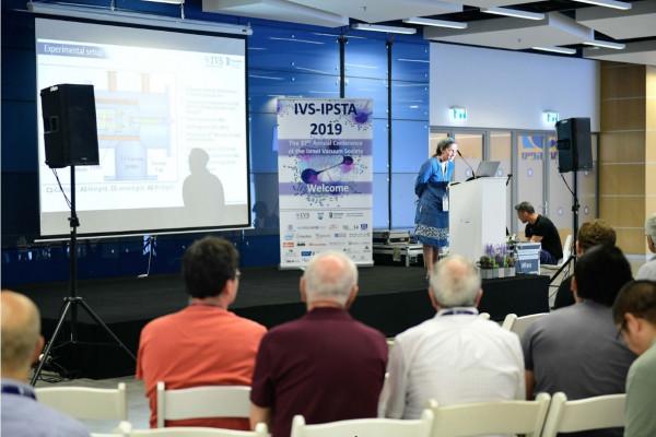 Meital Shiman-Tov reports on the plenary